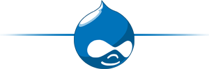 logo of drupal development