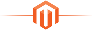 logo of magento development
